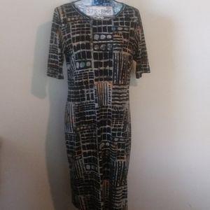 LuLaRoe Simply Comfortable maxi dress